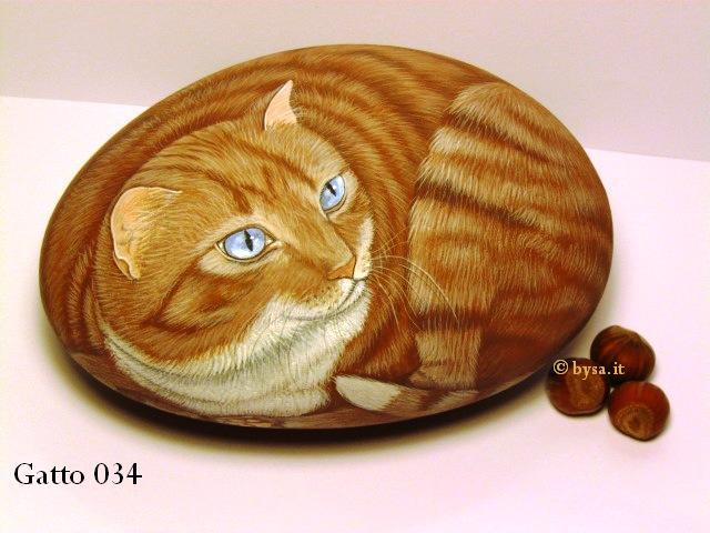 sassi dipinto : Animals painted on stones